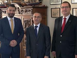 Türk Loydu Heyeti, Malta'da başarılı görüşmeler gerçekleştirdi