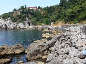 Zonguldak liman arkasına giriş yasaklandı