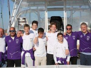 Açık deniz balıkçılık turnuvası sona erdi
