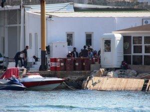 Bodrum ve Milas'ta 131 göçmen yakalandı