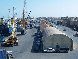 KKTC'de liman trafiğinde yüzde 9 artış
