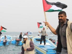 İsrail, Gazzeli balıkçılara saldırdı: 29 yaralı