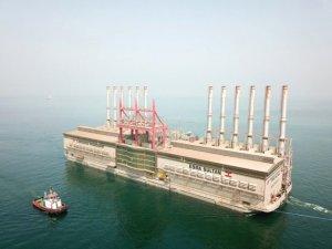 Enerji gemisi Esra Sultan'ın Lübnan'a ücretsiz elektrik verme süresi bu ay doluyor