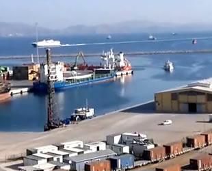 Bandırma Limanı'ndan Anadolu ürününe 'Ro-Ro' piyangosu