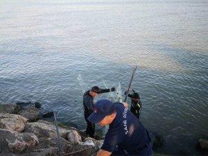 Mersin'de yasa dışı balık avcılarına ceza yağdı