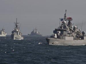 NATO'dan 60 gemiyle dev tatbikat
