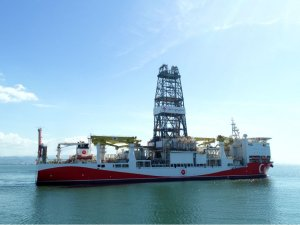 Doğu Akdeniz'de sondaj çalışmaları 29 Ekim'de başlıyor
