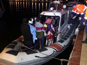 İçişleri Bakanlığı: 574 göçmen yakalandı, 8 göçmenin cansız bedenine ulaşıldı