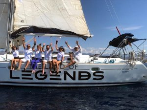 Rixos Sailing Cup Göcek Yat Yarışları başladı