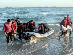 Avrupa Birliği'nden 'göçmene yol vermeyin' stratejisi