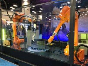ABD Donanması, 3D baskı robotları yapıyor