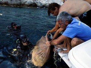 Yunanistan'da denizaltında 58 gemi enkazı bulundu