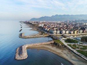 Ordu kıyılarına 9 yeni dalgakıran yapılacak