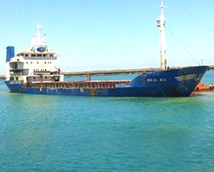 M/V Bilal Bal Gemisi'ne mahkemeden 'satılamaz' mührü