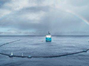 Pasifik Okyanusu'nun çöpünü temizleyecek sistem hazır