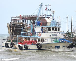 Karasulu balıkçılar barınak istiyor