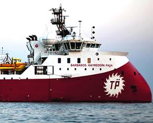 Barbaros Hayreddin Paşa Gemisi, Akdeniz'de araştırmalarına devam edecek