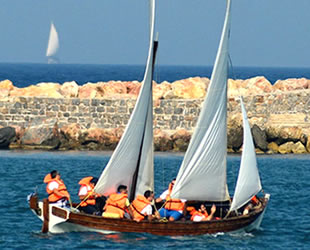 The Bodrum Cup coşkusu Samos'a taşındı