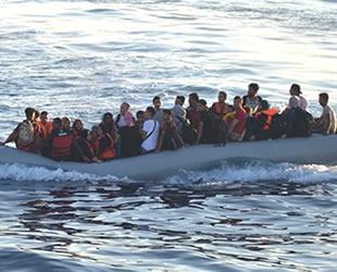 1 haftada 439 kaçak göçmen yakalandı