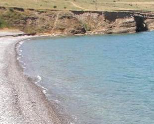 Van Gölü sahili güvenlik korucularına emanet