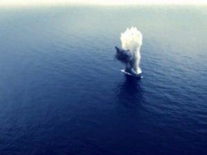 ABD'de helikopter denize düştü: 12 kişi kurtarıldı