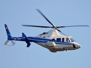 Maltepe'de denize düşen helikopterin motorunda arıza tespit edilemedi