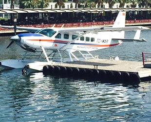 Deniz uçakları artık tüm Marmara'yı denetleyecek