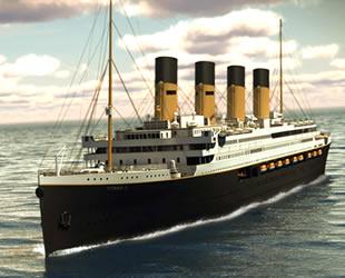 'Titanic 2' adlı gemi 2022 yılında yola çıkıyor