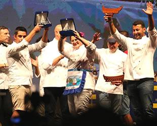 The Bodrum Cup'a 'Mavi Yolculuk Mutfağı Yemek Yarışması' damga vurdu
