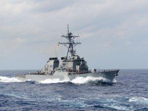 Tayvan Boğazı'ndaki ABD Donanması Pekin'i endişelendirdi