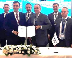 STM'den deniz platformlarının sertifikasyonu için global iş birliği