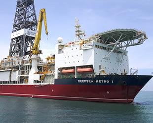 Akdeniz'deki sondaja 'Fatih' ile birlikte 'Deepsea Metro I' adlı gemi de katılacak