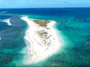 ABD'de Walaka Kasırgası sonrası bir ada yok oldu