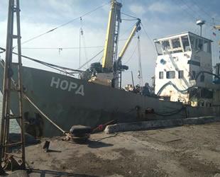 Ukrayna, 'Nord' isimli Rus gemisini satacak