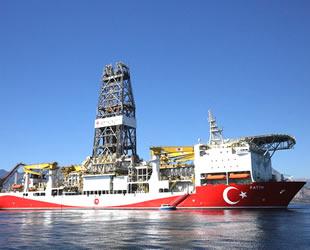 Fatih gemisi, Akdeniz'de ilk sondaj çalışmalarına başladı