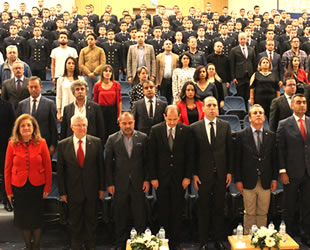 DEÜ Denizcilik Fakültesi'nin 30. yıl kutlama töreni gerçekleştirildi