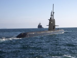 HMS Gotland, ilk testler için seyre çıktı
