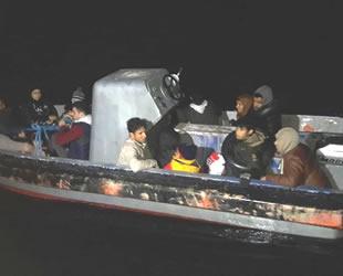 Ege'de hurda tekneyle umuda yolculuk