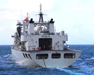 Güney Çin Denizi'nde 'meteoroloji' gerginliği
