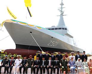 Malezya Donanması'nı güçlendiriyor