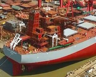 Oldendorff, Çin'de 2 adet gemi inşa edecek