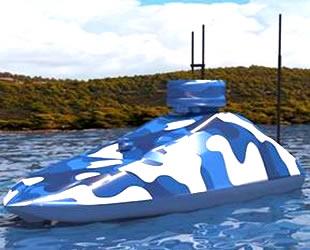 Yerli insansız deniz aracı İDA, görücüye çıkıyor