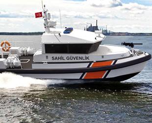 Ares Tersanesi'nden Sahil Güvenlik'e 105 adet yeni bot