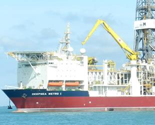 Türkiye, 'Deepsea Metro I' sondaj gemisini satın aldı