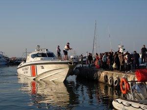 332 düzensiz göçmen kurtarıldı