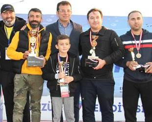 Beylikdüzü'nde 3. Olta Balıkçılık Yarışması düzenlendi