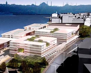 Galataport Projesi, MAPIC 2018 ile ilk kez uluslararası arenada yer aldı