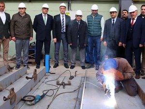 Trabzon Çebi Tersanesi'nde Ro-Ro gemisi inşa edilecek
