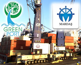MARDAŞ, 'Yeşil Liman' sertifikası aldı