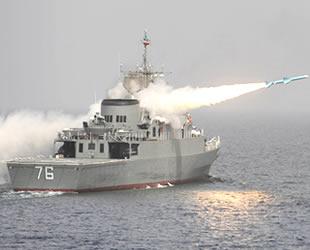İran'dan ABD'ye 'deniz füze'li uyarı